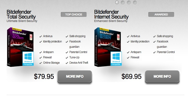 Bitdefender Releases 2013 Line; Pushing Speed and Safety