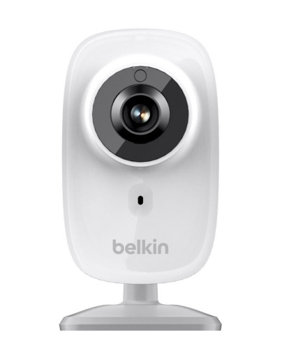 Belkin Announces New High Definition NetCam Wi-Fi Camera