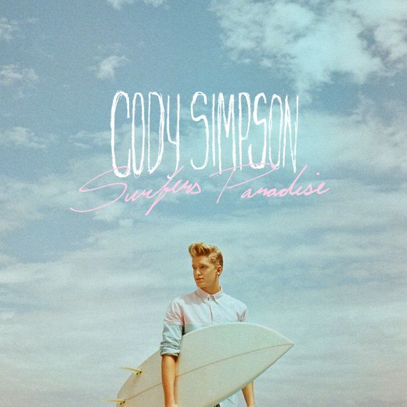 Cody Simpson to Releases New Album SURFERS PARADISE, 7/16