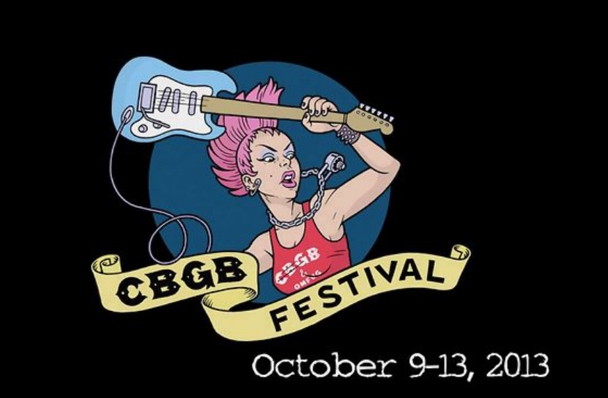 CBGB Music & Film Festival Sets 'CBGB', the Movie as Opening Night Premiere