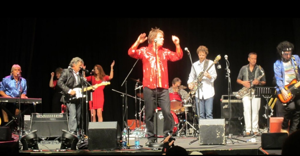 The Jagged Stones , Not Just Your Ordinary Rolling Stones Tribute Play Memphis 2/1