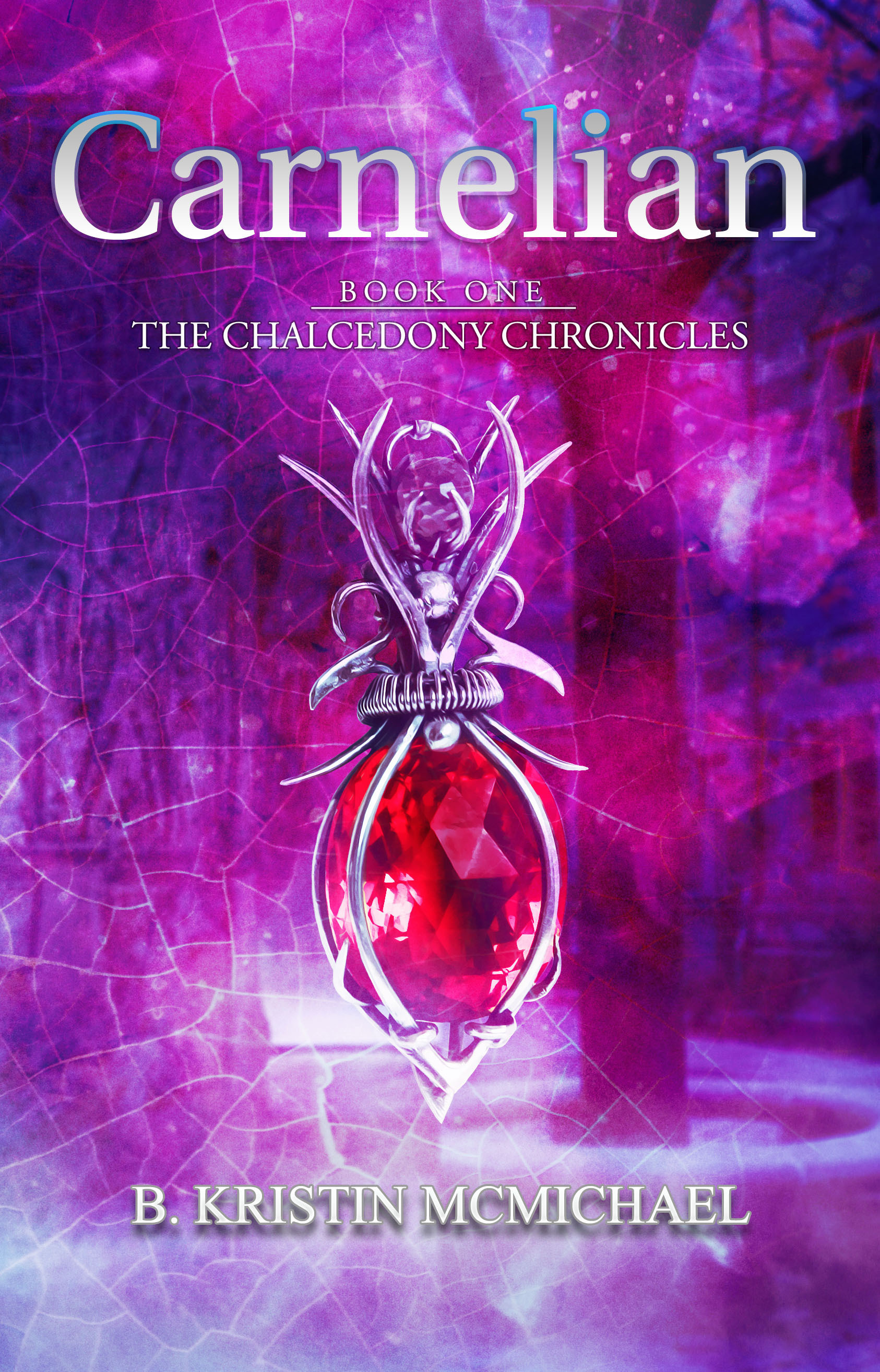 Book Release: 'Carnelian' by B. Kristin McMichael kicks off The Chalcedony Chronicles