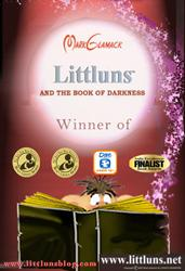 Fantasy Novel Littluns: And the Book of Darkness Now Available on Ebook