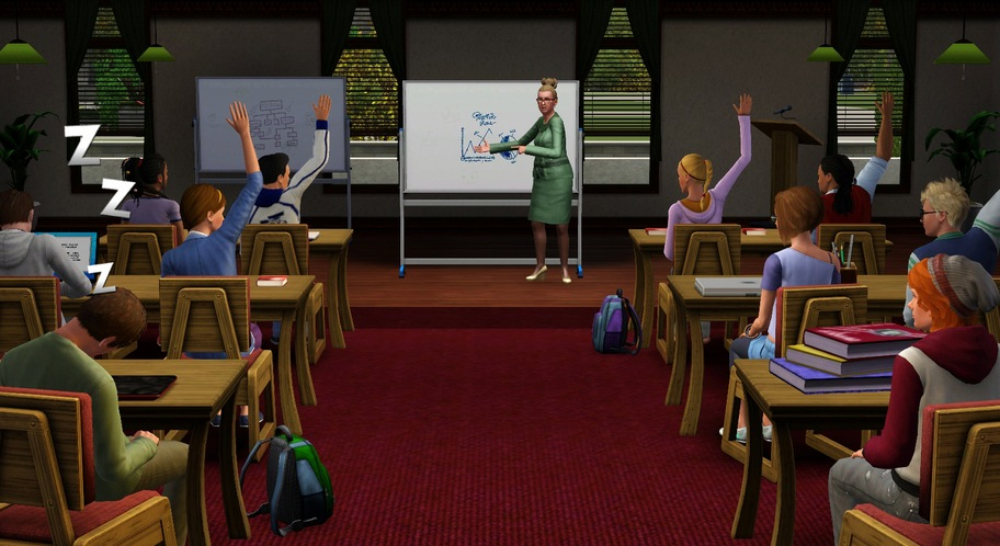 EA Reveals The Sims 3 Line-Up for 2013 Including New Expansion and Stuff Packs