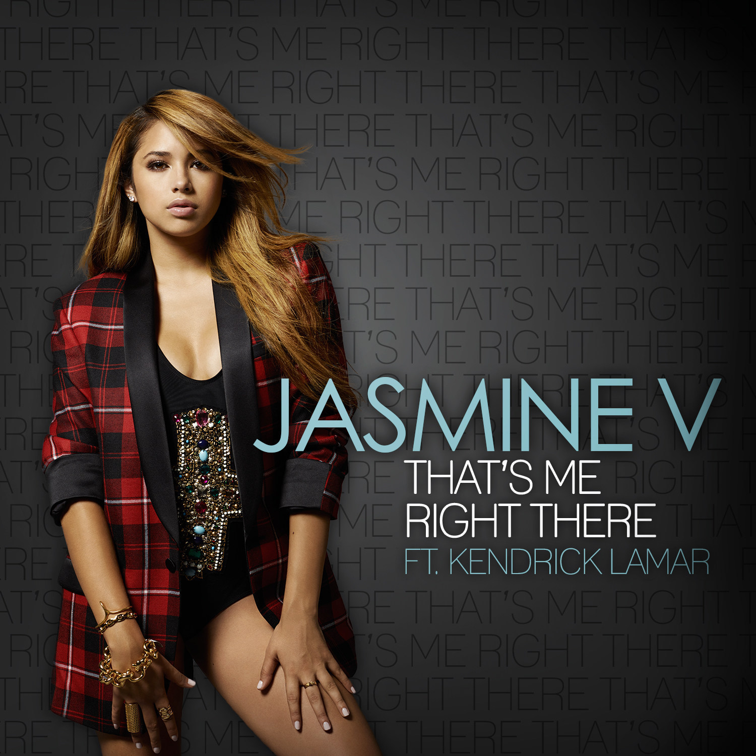 Jasmine V Debuts 'That's Me Right There' Featuring Kendrick Lamar This August