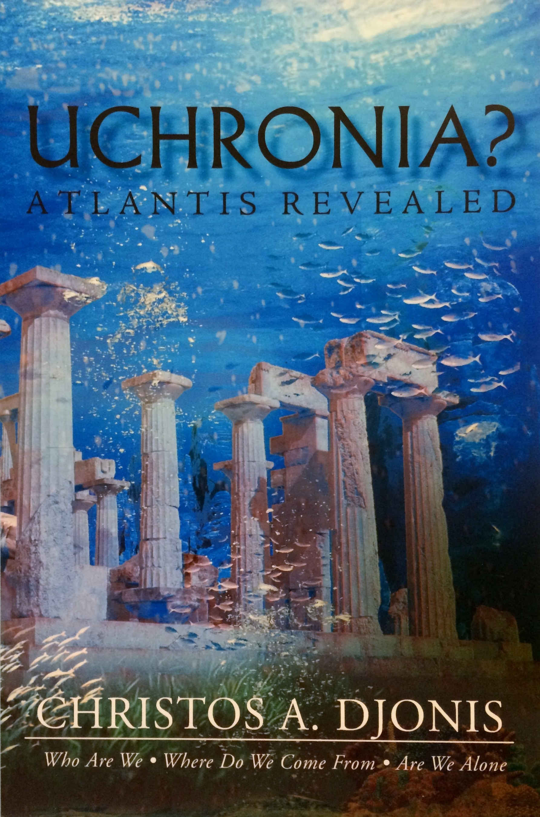 Christos A. Djonis Unveils the Location of Plato's Atlantis in New Book