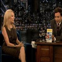 STAGE TUBE: Kathie Lee Gifford Talks SCANDALOUS With Jimmy Fallon