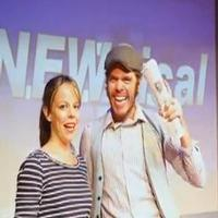 STAGE TUBE: Perez Hilton Prepares for NEWSICAL Run!