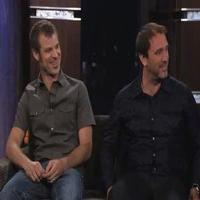 STAGE TUBE: Trey Parker and Matt Stone on Scoring Tickets to THE BOOK OF MORMON, Bad Theatre, Mitt Romney and More