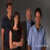 STAGE TUBE: GRACE Starring Paul Rudd, Michael Shannon, Kate Arrington & Ed Asner Begins Previews Tonight!