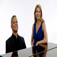 STAGE TUBE: Kelli O'Hara and NYFOS's Steven Blier Voice Support for the FSH Society