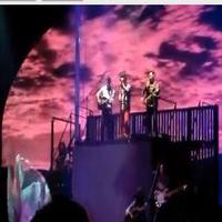 STAGE TUBE: Nick Jonas Sings 'Falling Slowly' from ONCE