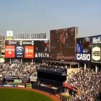 STAGE TUBE: Sutton Foster Sings 'The Star-Spangled Banner' at Yankees Game