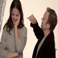 STAGE TUBE: Go Behind the Scenes of the DEAD ACCOUNTS Photoshoot With Norbert Leo Butz and Katie Holmes!