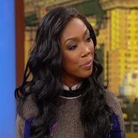 VIDEO: Brandy Opens Up About Whitney on THE WENDY WILLIAMS SHOW
