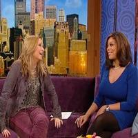 VIDEO: Melissa Etheridge Visits THE WENDY WILLIAMS SHOW