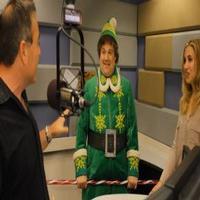 STAGE TUBE: Buddy The Elf Visits Lite FM to Kick Off The Christmas Season!