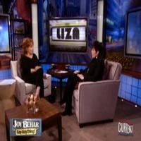 STAGE TUBE: Liza Minnelli Talks Childhood on JOY BEHAR!
