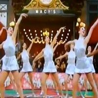 STAGE TUBE: Radio City Rockettes Spread Cheer at Macy's Parade!