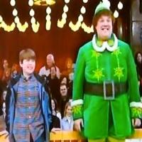 STAGE TUBE: Cast of ELF THE MUSICAL Sings 'Story of Buddy' at Macy's Day Parade!