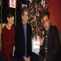 BWW TV: Interviews and Behind the Scenes at SeaGlass's A CHRISTMAS TWIST