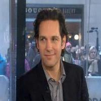 VIDEO: GRACE's Paul Rudd Visits TODAY