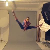 BWW TV: Inside SPIDER-MAN's Calendar Photo Shoot!