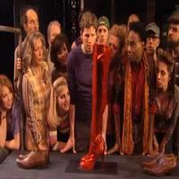 STAGE TUBE: Sneak Peek of Broadway-Bound KINKY BOOTS!