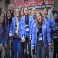 BWW TV: 2000 Cheerleaders Visit BRING IT ON!