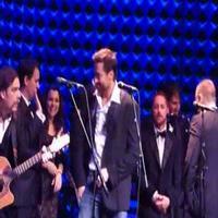 STAGE TUBE: Bonus! Hugh Jackman Sings 'The Letter' at Joe's Pub