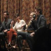 STAGE TUBE: LES MISERABLES Cast Talks Preparing for the Film and More