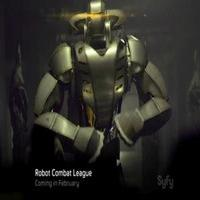 VIDEO PROMO: First Look - Syfy's ROBOT COMBAT LEAGUE, Premiering 2/26