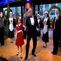 STAGE TUBE: ANNIE's Anthony Warlow & Taylor Richardson Perform on GMA