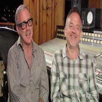 SMASH EXCLUSIVE - Songwriters Marc Shaiman and Scott Wittman in the Recording Studio!