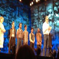 STAGE TUBE: Celia Keenan-Bolger Takes Her Final Bow in PETER AND THE STARCATCHER