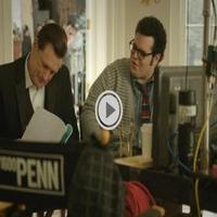 VIDEO: Josh Gad, Bill Pullman in All-New 1600 PENN Promo
