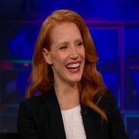 VIDEO: Jessica Chastain Chats ZERO DARK THIRTY on 'The Daily Show'