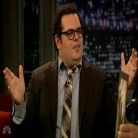 VIDEO: Josh Gad's Presidential Impressions on JIMMY FALLON