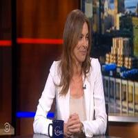 VIDEO: ZERO DARK THIRTY Director Kathryn Bigelow on THE COLBERT REPORT