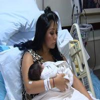 VIDEO: Sneak Peek - Baby Lorenzo Arrives on MTV's SNOOKI & JWOWW
