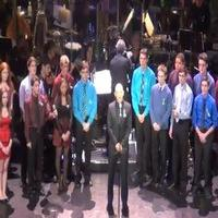 STAGE TUBE: Michael Cerveris & NHS Chamber Choir Sing 'Sunday' at FROM BROADWAY WITH LOVE