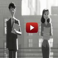 VIDEO: Watch Disney's Animated Short PAPERMAN in Its Entirety
