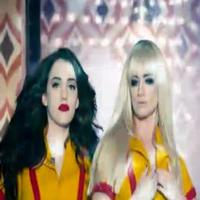 VIDEO: CBS Debuts Glamorized Promo for 2 BROKE GIRLS
