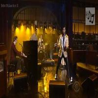 STAGE TUBE: Brandon Bennett of THE MILLION DOLLAR QUARTET Performs on The Late Show With David Letterman