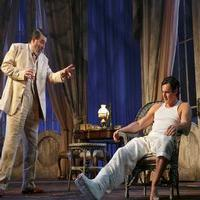 STAGE TUBE: Benjamin Walker and Ciaran Hinds Talk CAT ON A HOT TIN ROOF on the Leonard Lopate Show
