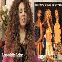 STAGE TUBE: NEWISCAL's Christine Pedi Channels Bernadette Peters, Julie Andrews and More in 'A Dramatic Reading of PoorMichelle.com'