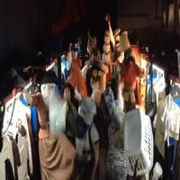 STAGE TUBE: LES MISERABLES National Tour Does the 'Harlem Shake'