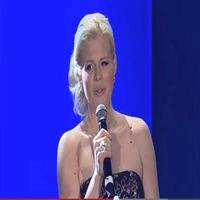 STAGE TUBE: Megan Hilty Sings 'Someone to Watch Over Me' at Steve Chase Awards