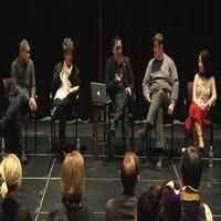 STAGE TUBE: David Henry Hwang and More at Silk Road Rising's BUILDING A THEATRE OF INCLUSION Panel
