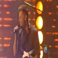 VIDEO: Ricky Martin & Draco Perform MAS Y MAS at Premio Lo Nuestro 2013